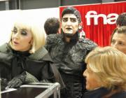 Reber in Madrid (FNAC La Gavia)