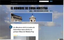 Reber in the Swedish Magazine Cuba Nuestra
