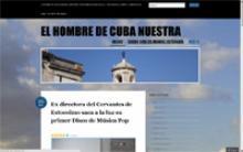 Reber in the Swedish Magazine Cuba Nuestra